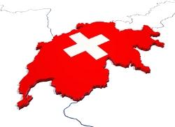 USB Sticks für die Schweiz - Switzerland Werbemittel