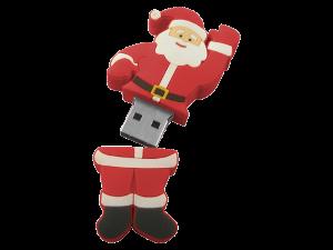 MemoTrek Vertrieb Santa Claus Weihnachtsmann Produktfoto