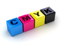 USB-Sticks mit Digitaldruck von CMYK Logos