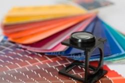 Farbenfroher Siebdruck mit Pantone PMS Farben.