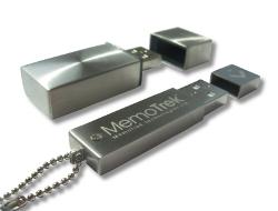 USB Metallsticks mit edler Gravur