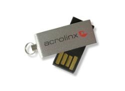 Bedrucken Sie USB Ministicks mit Ihrem Firmenlogo