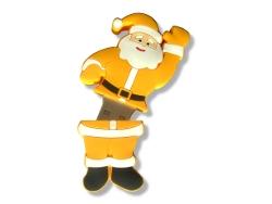 Santa Claus USB-Sticks in jeder Pantone-Farbe lieferbar.