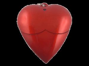 MemoTrek Vertrieb Memory Heart Valentinstag Produktfoto