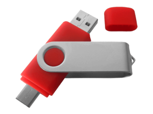 MemoTrek Vertrieb Dual Twister USB Typ C Produktbild