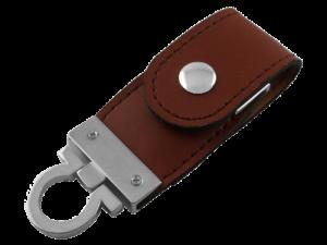 MemoTrek Vertrieb Ledersticks Prägedruck Leather Case Produktfoto