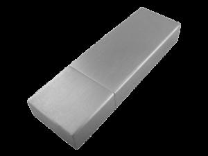 MemoTrek Vertrieb USB-Metallstick mit Gravur Iron Twister Produktfoto