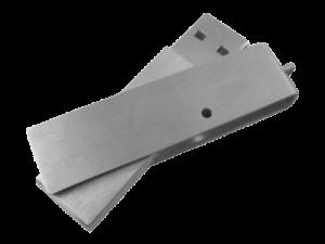 MemoTrek Vertrieb Twister Metallstick mit Bügel Iron Twister Produktfoto