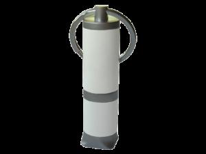 MemoTrek Vertrieb USB-Metallstick mit Drehverschluss Tube Flash Produktfoto