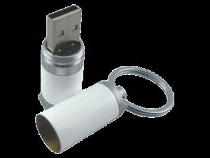 MemoTrek Vertrieb Metallstick Drehverschluss Tube Flash Produktfoto