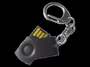 MemoTrek Vertrieb Mini-USB-Stick COB-Speicherchip-Modell Mini Twister Produktfoto