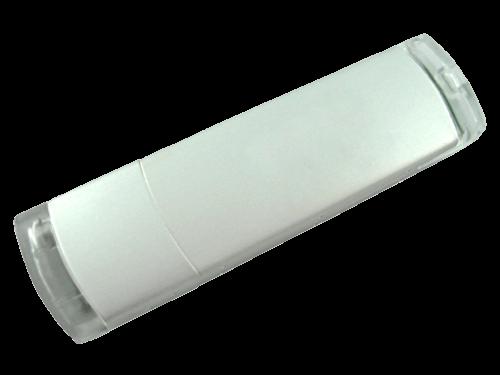 MemoTrek Vertrieb Aluminiumstick Aluminiumoberfläche Metallic Smooth Produktfoto
