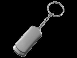 MemoTrek Vertrieb Twister-Metallstick Silver Twister Produktfoto