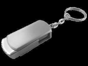 MemoTrek Vertrieb Twister Metallstick Silver Twister Produktfoto