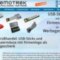 MemoTrek Vertrieb Relaunch Online-Shop