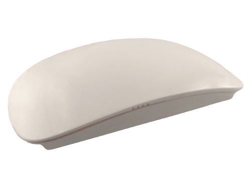 MemoTrek Flache USB-Funkmaus Bright Mouse Produktfoto