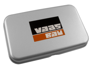 MemoTrek Vertrieb USB-Verpackung USB-Metallbox mit Logo Produktfoto