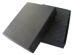 MemoTrek Vertrieb Große USB-Verpackung Kartonbox Produktfoto