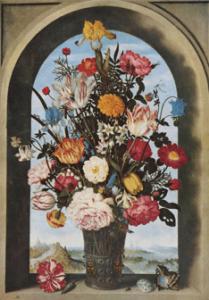Frühlingsblumen für den Valentinstag