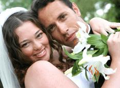 Heiraten mit UBS-Herzen Foto