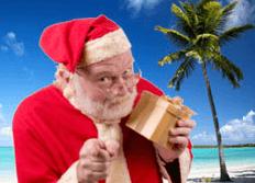 Weihnachtsgeschenke Werbemittel Santa Claus
