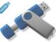 MemoTrek Dual Twister Typ C USB-Sticks fuer Handys Smartphones Produktfoto