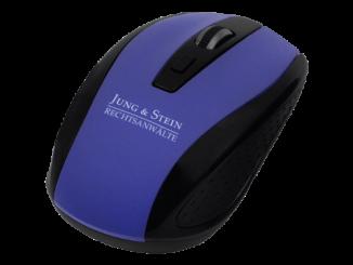 MemoTrek Ergonomische Funkmaus ohne Schnur Handy Mouse Produktfoto